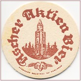 Beer coaster id1321
