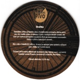 Beer coaster id3472