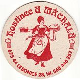 Beer coaster id2846