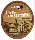 Beer coaster id2658