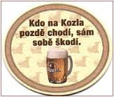 Beer coaster id112