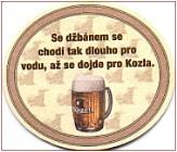 Beer coaster id114