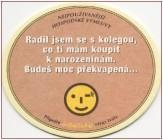Beer coaster id586