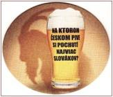 Beer coaster id2047