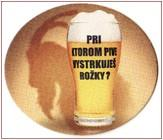 Beer coaster id2048