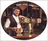 Beer coaster id2146