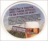Beer coaster id2159
