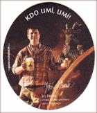 Beer coaster id2540