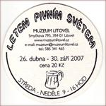 Beer coaster id2110