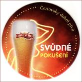 Beer coaster id2436