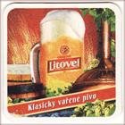 Beer coaster id2538