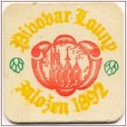 Beer coaster id1141