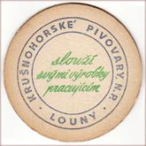 Beer coaster id2261