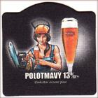 Beer coaster id2710