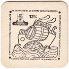 Beer coaster id2980