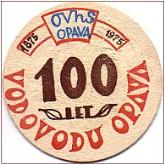 Beer coaster id296
