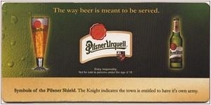 Beer coaster id1758