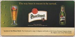 Beer coaster id1762