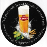 Beer coaster id3348