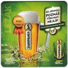 Beer coaster id3529