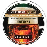 Beer coaster id3405