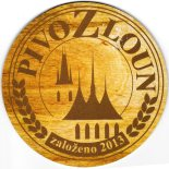 Beer coaster id3249