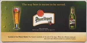 Pivní tácek è.1766